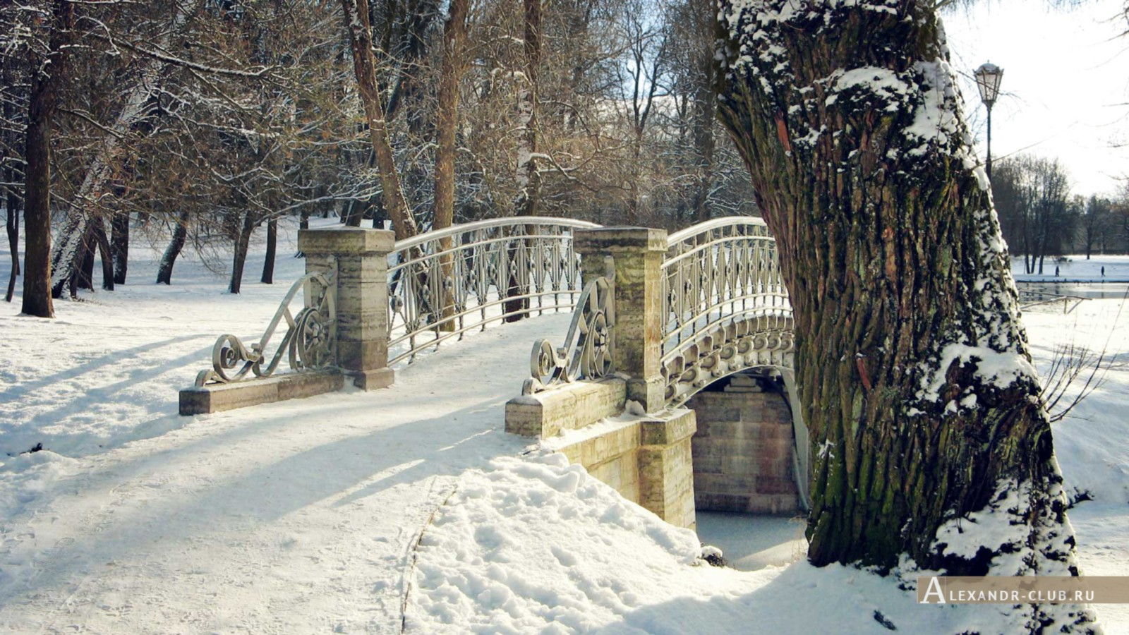 Мостики Водного лабиринта, Гатчинский парк