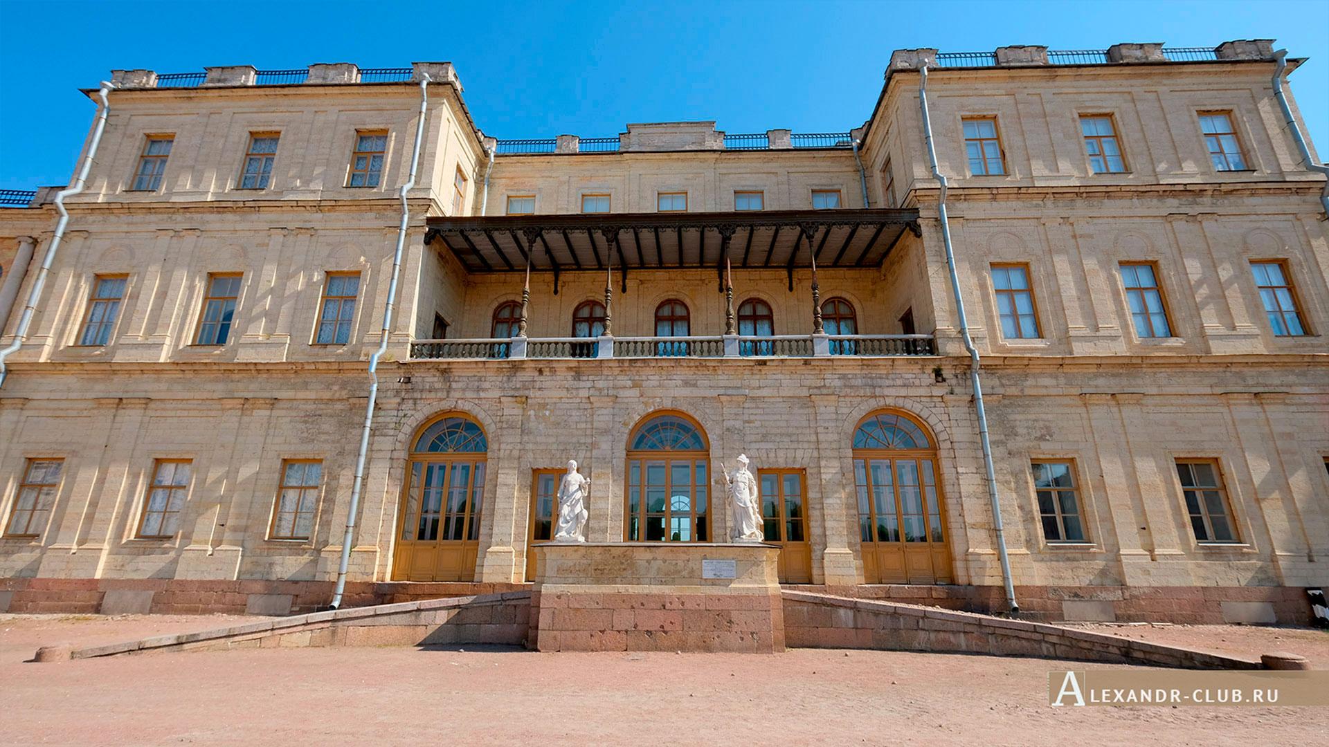 Гатчина, весна, Гатчинский дворец
